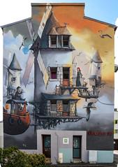 Mise en peinture #3. Brest, mai 2017 (Bernard Pichon) Tags: brest bretagne france fr bpi760 fr29 29