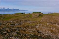 View from Papey Island (davidgarciadorado) Tags: film 135 35mm iceland kodak ektar fjiord island