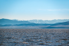 Southwestern layers (joshhansenmillenium) Tags: nikon d5500 photography tamron 18200mm crystal ball utah lake state park ensign peak salt city hiking nature water waves sunsets mountains sunset layers provo adventure capitol building island reflections refractions