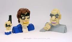 Shagadelic, baby! (Ochre Jelly) Tags: lego moc afol austin powers austinpowers movie character spy bond villain