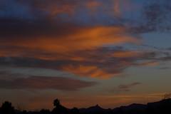 Sunset 4 9 17 #02 (Az Skies Photography) Tags: april 9 2017 april92017 sky rio rico arizona az riorico arizonasky canon eos rebel t2i canoneosrebelt2i eosrebelt2i sun set sunset dusk twilight nightfall cloud clouds skyscape skyline arizonaskyline arizonaskyscape arizonasunset red orange yellow gold golden salmon black 4917 492017