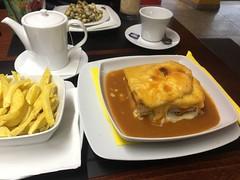L'annegato (GrusiaKot) Tags: francesinha porto food cibo португалия portugal portogallo