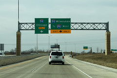 WI119wRoad-Int94-ToInt894 (formulanone) Tags: wi119 i894 894 i94 94 milwaukee wisconsin