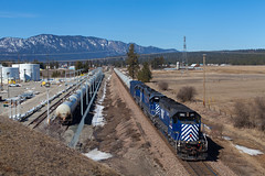 Pipeline (jameshouse473) Tags: mrl pipeline montana thompson falls sd402 missoula
