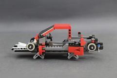 F40 LM Super-Mod: Chassis (wip). (// PROTOTYP) Tags: lego creator ferrari f40 10248 supermod