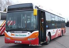 Bus Eireann SL2 (09C229). (Fred Dean Jnr) Tags: buseireann sl2 09c229 capwell cork january2009 scania omnilink
