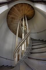 spiral stair no.1 (der__marcus) Tags: stairway spiral wendeltreppe