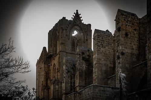 Lala Mustafa Pasha Mosque (St. Nicholas Cathedral), Famagusta (Gazimağusa), North Cyprus