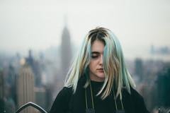 Empire girl (O.K.Photography) Tags: nyc newyork helios helios442 m42 nikon d800 fx vsco portrait girl