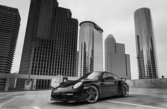 2E6C0034 (mikolitz) Tags: porsche 911 911turbo brixtonwheels brixtonforged bbi bbiautosport cobbtuning canon 5d3 blackandwhite bw