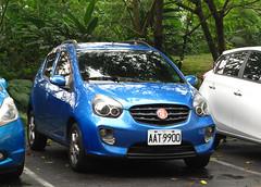 tobe W'car (rvandermaar) Tags: tobe wcar tobewcar geely panda gleagle cross geelypanda taiwan