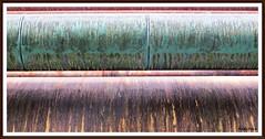 Colorful pipes (rasafo66) Tags: henrichshütte hattingen canon canonsx260 farbenspiel rohre industrie routederindustriekultur stahlwerk