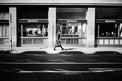 in a hurry (gato-gato-gato) Tags: 35mm ch contax contaxt2 iso400 ilford ls600 noritsu noritsuls600 schweiz strasse street streetphotographer streetphotography streettogs suisse svizzera switzerland t2 zueri zuerich zurigo z¸rich analog analogphotography believeinfilm film filmisnotdead filmphotography flickr gatogatogato gatogatogatoch homedeveloped pointandshoot streetphoto streetpic tobiasgaulkech wwwgatogatogatoch zürich black white schwarz weiss bw blanco negro monochrom monochrome blanc noir strase onthestreets mensch person human pedestrian fussgänger fusgänger passant sviss zwitserland isviçre zurich autofocus