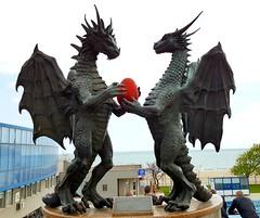 Dragon family (saromon1989) Tags: dragon fantasy дракон фентъзи