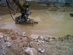 yanacocha open pit clean up4