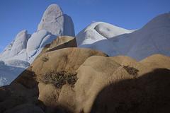 The Alps (DPRPhoto) Tags: joshuatreenationalpark jumborocks rockformations doubleexposures desertlandscape