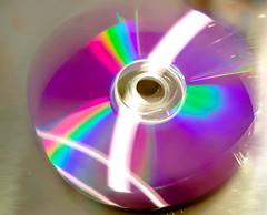 Blurred Lines ♫♩ - HMM (Explored) (claudia.kiel) Tags: macromondays hmm challengeintentionalblur macro cd bewegung movement motion blur colours