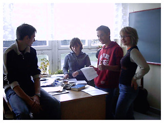 9-11.10.2006 - Ewangelizacja w szkołach - Tychy