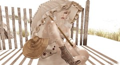 Weekend at the beach ... (ShaNaela) Tags: azoury cest la vie