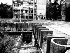CONCRETE PARK (ellastardust) Tags: dystopia park communism sixties architecture