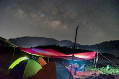 Space Tripping (Prabal Pandey) Tags: bhandardara milkyway milkywaygalaxy stars longexposure nightlongexposure galacticcentre landscapeastrophotography astrolandscape astrophotography sony a7iisony a7ii