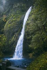 Portland Oregon Waterfall (BrendanBannister) Tags: moody pnw washington pacific northwest zion national park angels landing horsehoe bend arizona utah milky way stars astro long exposure grand canyon