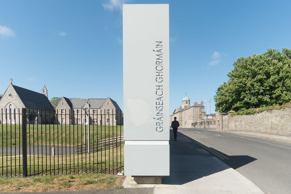 MY VISIT TO GRANGEGORMAN TO SEE WHAT PROGRESS HAS BEEN MADE [8 MAY 2017]-127973