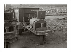 Vehicle Collection (7830) - Dumpster (Steve Given) Tags: motorvehicle automobile workingvehicle dumpster