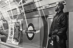 Green park underground (penn.sara) Tags: people blackandwhite london world underground station metropolitan reflex reflection photo photography phography photographer photooftheday volgoworld viaggiare travel life visit know