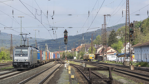 Railpool Gemünden