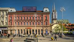 Zagreb: Trg bana Jelačića