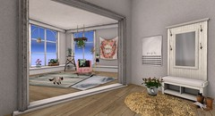 Add Style to Your Home with ::NEWCHURCH:: (satorimarat) Tags: secondlife shopping decor decorating furnishings furniture newchurch mori kalopsia miwasairship brocante jian zerkalo