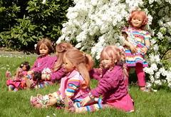 Kindergartenkinder ... (Kindergartenkinder) Tags: grugapark essen kindergartenkinder blüte baum garten blume park sanrike tivi annemoni margie frühling annette himstedt dolls milina leleti reki