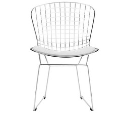 Shop Bertoia Wire Chair : Poly+Bark (polyandbark) Tags: bertoia wire chair