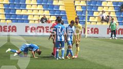 Villarrreal CF B 1-2 Atlético Baleares (07/05/2017), Jorge Sastriques