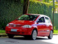 VW Fox (busManíaCo) Tags: vw fox volkswagen carro car red vermelho