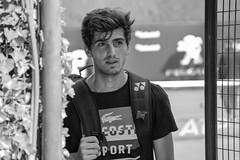 Pierre-Hugues Herbert (pototin3) Tags: pierrehugues herbert tennis atp barcelona conde godó tenis black white portrait retrato france