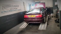 1.8t 20v VW Corrado on Omex ecu (ade.tuning) Tags: vwcorrado omex remap 18t20v
