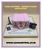 Suitcase  Cake #suitcase #travel #traveller #cake #pink #newdelhi #southdelhi #cakecentral #designer #gurgaon #noida #designercake #delhi #fondant #themed #kidscake (Cake Central-Design Studio) Tags: firstbrthday designercake delhi fondant themed kidscake