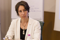Sheila Wertz-Kanounnikoff, Food and Agriculture Organization of the UN (FAO), CPW Secretary (FAO Forestry) Tags: cpw collaborative partnership sustainable wildlife management unfao forestry people