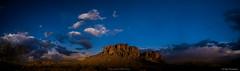 Superstition (AZ Bear Photography) Tags: arizona desert mountain photography canon sky blue green trees dirt rocks saguaro clouds beautiful landscape travel tour peaceful relaxing hiking