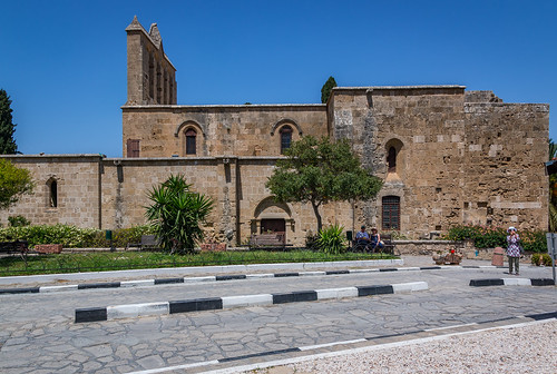 Bellapais Abbey, North Cyprus