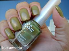 Detalhes (Ellen Gold) (katiaemanias) Tags: ellengold katiaemanias unhas unha cremoso nailpolish nails nail