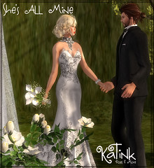 KaTink - She's All Mine (Marit (Owner of KaTink)) Tags: katink my60lsecretsale 60l 60lsales sl secondlife 3dphotography photography salesinsl 3dworlds annemaritjarvinen poses posinginsl