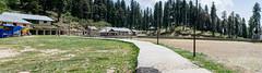 Kamrunag lake panorama2 (blackfog) Tags: himachalpradesh mandi lake himalayanlake kamrunag trekking dayhike