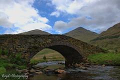 DSC_0065 -1awm (Polleepops) Tags: argyll lochlomond lochs clouds cloudporn bridges river water hills landscape
