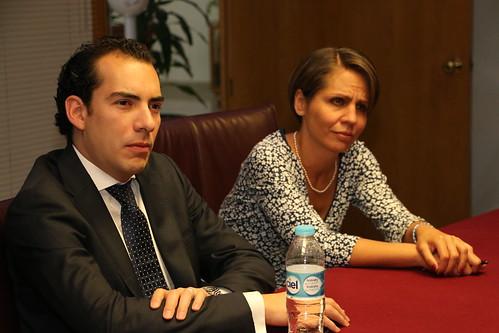 Firma de Acuerdo Entre Integra Institute y Condusef