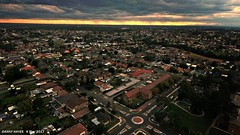 stomy burbs 6-5-2017 (smortaus) Tags: southgranville storm clouds p4 phantom4 drone suburbs nsw nswlandscape australianimages air above color colours sydney may2017