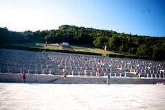 IMGP2667 (proofek) Tags: bitwa cmentarz generałanders italy klasztor montecassino wakacje włochy wspomnienia