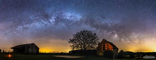 Wide view of the Milky Way